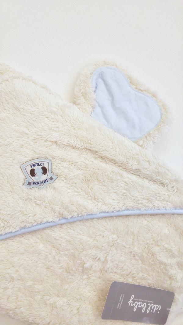 İdil baby battaniye erkek 11350