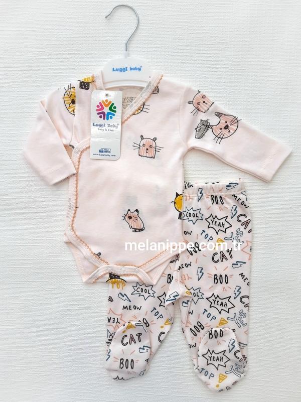 Luggi baby bebek takım LG 5022-01-01