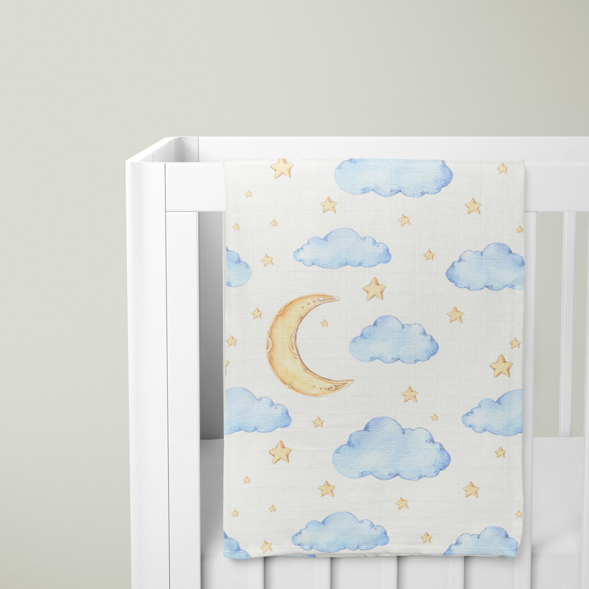 müslin bebek battaniye