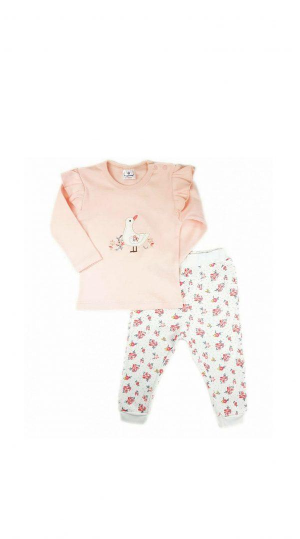 Luggi baby pijama takımı